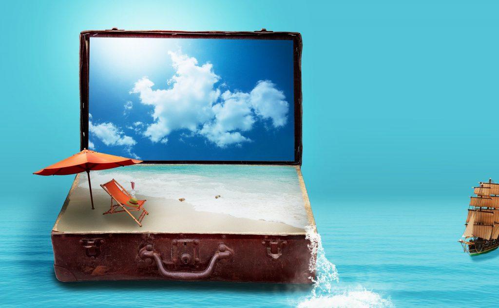 lista rzeczy na wyjazd nad morze
